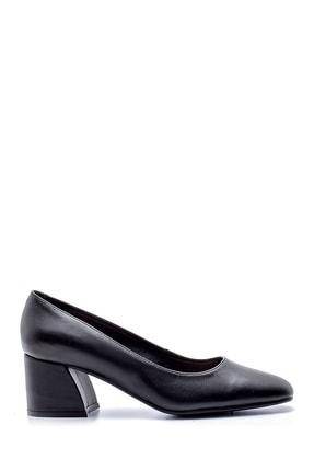 Derimod Kadın Kalın Topuklu Ayakkabı 0