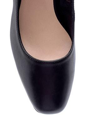 Derimod Kadın Kalın Topuklu Ayakkabı 4