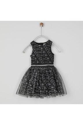 Panço Kız Çocuk Parti Elbisesi 2021gk26033 0
