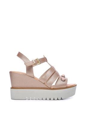 Kemal Tanca Kadın Derı Sandalet Sandalet 169 51516 Pls Bn Sndlt 0