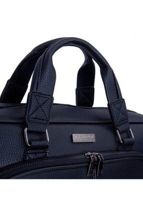 MEDUSA BUSİNESS Siyah Renk 15.6 Inch Laptop & Evrak Çantası 2