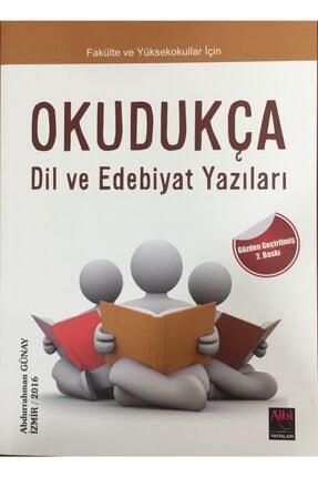 Albi Sorularla Türk Dili Bilgisi - Dil Yazıları- Okudukça - Abdurrahman Günay 2