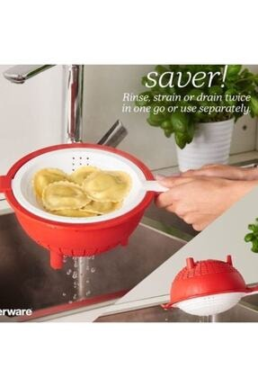 Tupperware Süzgeç