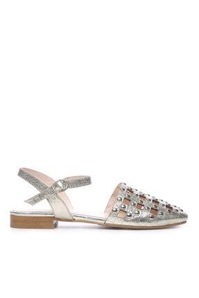 Kemal Tanca Kadın Derı Sandalet Sandalet 51 8630 Bn Ayk 0