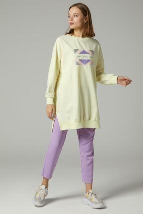Loreen Tunik-sarı 30501-29 0