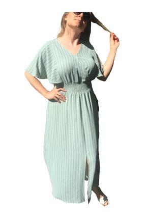 Mint Yeşili Elbise MNTYSL01