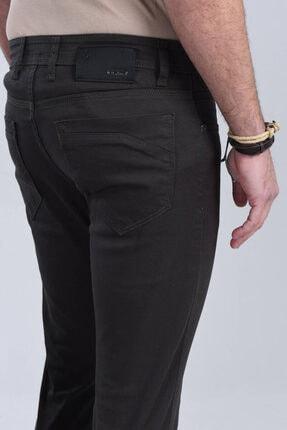 M Store Hakı Slım Fıt Pantolon 3