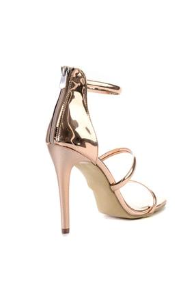 Bambi Rose Kadın Abiye Ayakkabı K01527472139 3