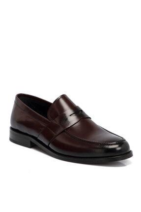 تصویر از Bordo Erkek Deri Ayakkabı 55047a36