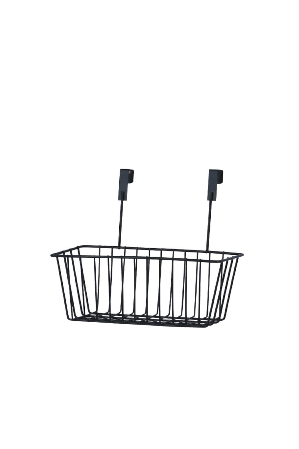 Unisex Siyah Askılı Sepet 2361
