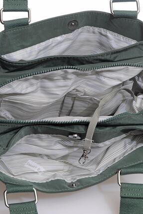 Smart Bags Smbky1125-0005 Haki Kadın Omuz Çantası 3