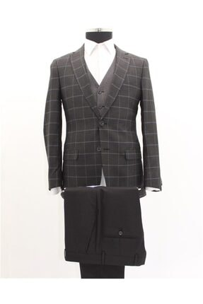İmza Slim Fit Takım Elbise 0
