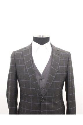 İmza Slim Fit Takım Elbise 1