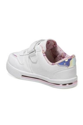 Polaris 615137.P1FX Beyaz Kız Çocuk Sneaker 101010848 2