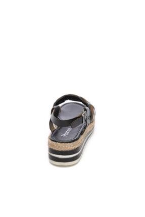 Kemal Tanca Kadın Derı Sandalet Sandalet 649 303 Bn Snd 2