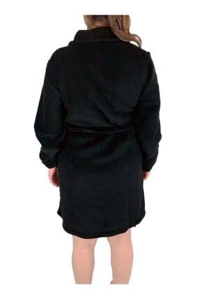 Dükkan Moda Kadın Polar Sabahlık 2