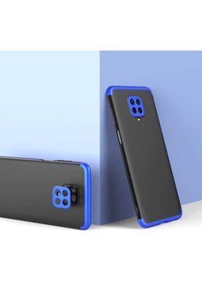 Teknoloji Adım Redmi Note 9 Pro Sert Silikon Kapak Siyah 0