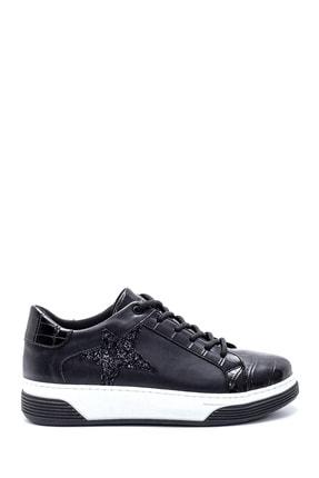 Derimod Kadın Yıldız Detaylı Sneaker 0
