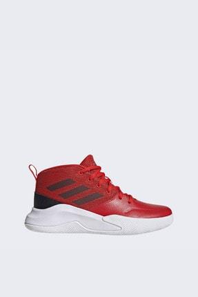 adidas Çocuk Basketbol Spor Ayakkabı Ef0306 Ownthegame K Wıde 0
