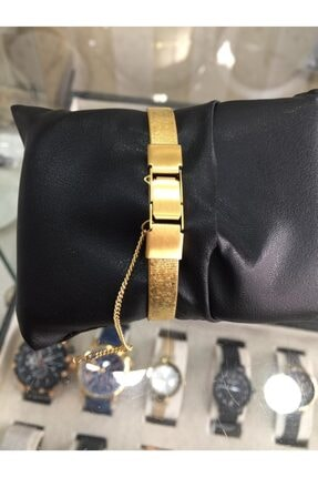 Orient Gold Renk Hasır Kordon Bayan Saat 2