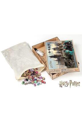 King Of Puzzle Harry Potter Hogwarts Castle Ahşap Puzzle 1000 Parça 2