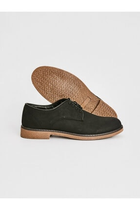 LC Waikiki Erkek Siyah  Klasik Ayakkabı 1