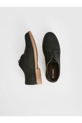 LC Waikiki Erkek Siyah  Klasik Ayakkabı 4