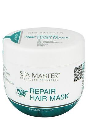 SPA MASTER Argan Line Argan Yağı Onarıcı Saç Maskesi 500ml 0