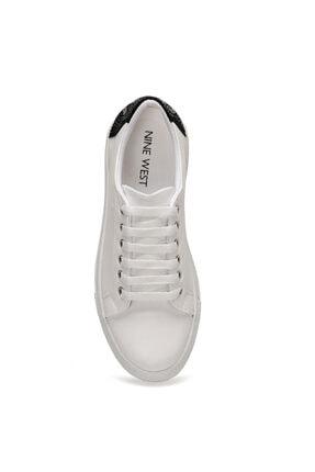 Nine West Nınne Beyaz Kadın Havuz Taban Sneaker 1