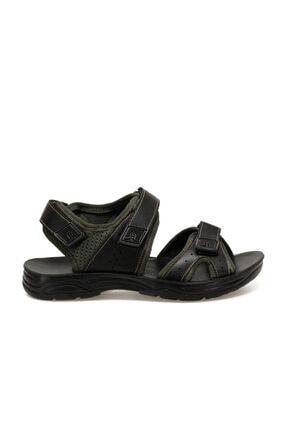 PANAMA CLUB Alba Siyah Erkek Çocuk Sandalet 1