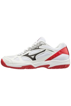 Mizuno Cyclone Speed 2 Unisex Voleybol Ayakkabısı Beyaz / Kırmızı 0