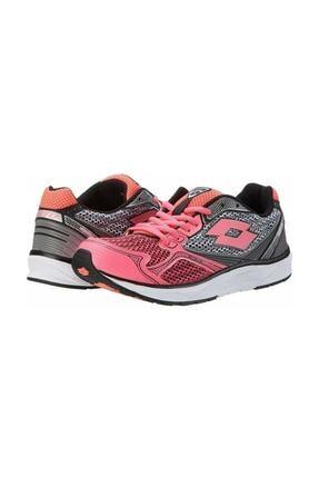 Lotto Kadın Pembe Spor Ayakkabı 1