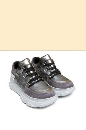Pierre Cardin PC-30322 Platin Kadın Spor Ayakkabı 0