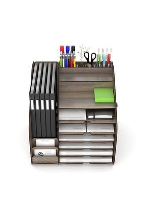 Design OTTO Fx Xlarge Modest - 6 Renk - A4 Evrak Rafı Masaüstü Organizer 3