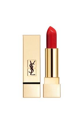 Yves Saint Laurent Rouge Pur Couture Saten Parlaklığında Ikonik Ruj 87 - Red Dominance 3614272611337 0