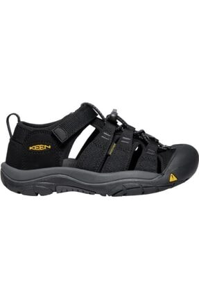 Keen Newport H2 Genç Sandalet Siyah 4
