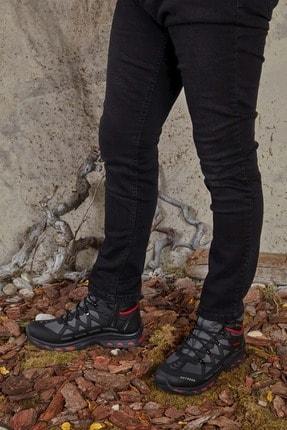 Dark Seer Siyah Füme Unisex Outdoor Trekking Bot 3