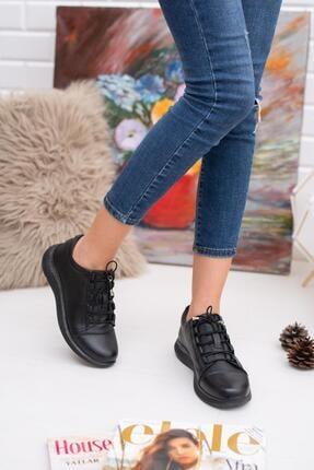 Diego Carlotti Hakiki Deri Günlük Kullanım Kadın Ayakkabı 1