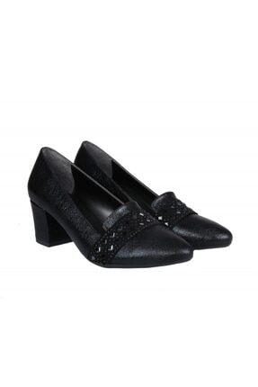 PUNTO 533060 Siyah Kadın Stiletto 4