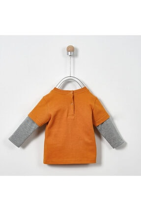 Panço Uzun Kollu T-shirt 19217192100 1