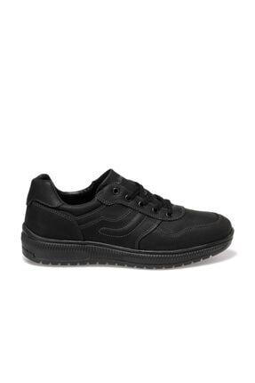 Kinetix Anzor Siyah Erkek Sneaker Ayakkabı 1
