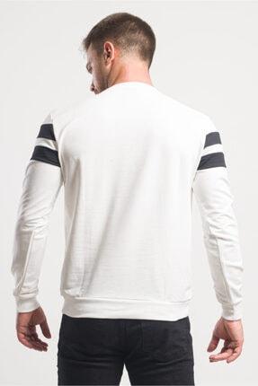 caddecity Göğüs Çift Bantlı Sweatshirt 3