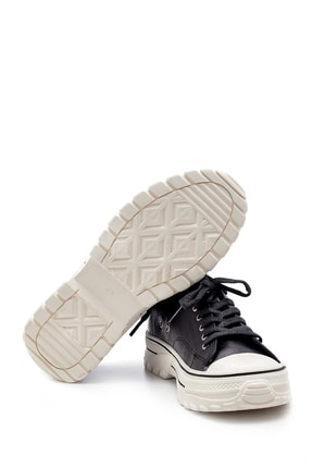 Derimod Kadın Deri Sneaker 2