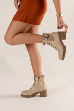 Nil Shoes Vizon Süet Yuvi Bot 3