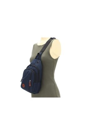 SEVENTEEN 3474 Tek Omuz Askılı Sırt - Göğüs Çantası - Body Bag 0