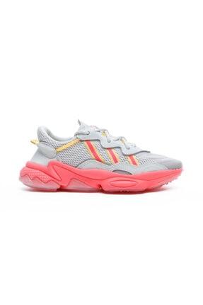 adidas Ozweego Kadın Bej Spor Ayakkabı 0