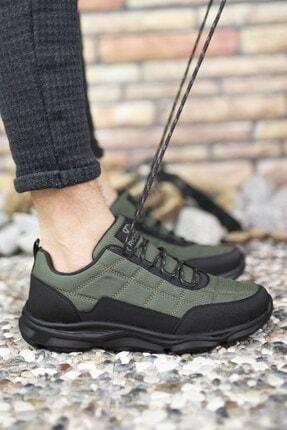 Riccon Haki Erkek Sneaker 00121310 3