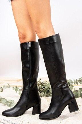 Fox Shoes Siyah Kadın Çizme J848300109 2