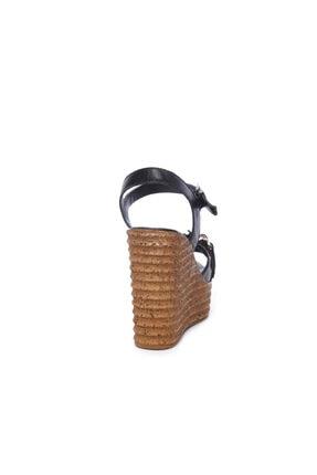 Kemal Tanca Kadın Derı Sandalet Sandalet 169 51454 Bn Sndlt 2