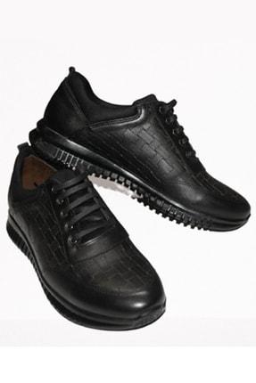 GRAND ROYAL Sneaker Deri Erkek Ayakkabı 4